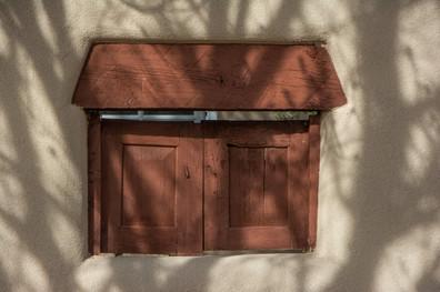 window in aldea