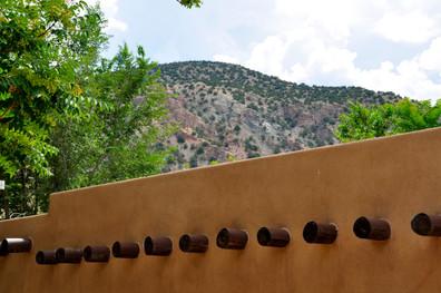 wall in aldea
