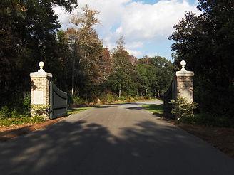 briars creek gate entry