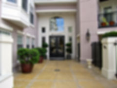 Luxury Condo Buildiing The Albemarle in Charleston SC