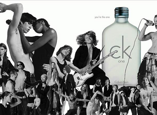 THE ALLURE OF CALVIN KLEIN PERFUMES