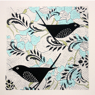 blackbirds blue