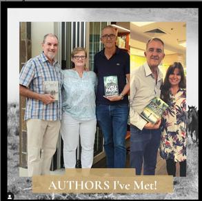 Authors I've Met