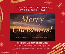 Small business seasonal greetings