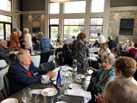 DVMC Annual Luncheon at the Vela Restaurant