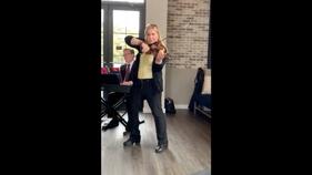 Claudia Pellegrini's Violin Solo