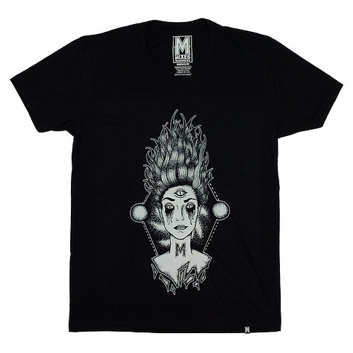 Witch V-Neck Tee