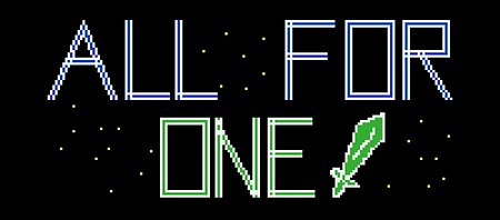 all for one cover logo