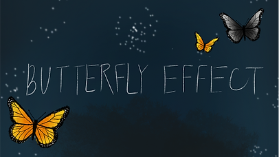 butterfly effect cover logo