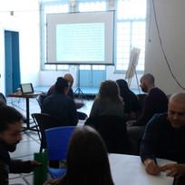 סדנא: יצירת שפה משותפת לבעלי תפקידים וכתיבת חזון