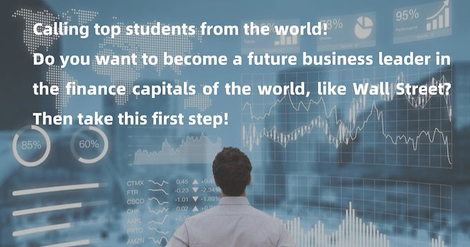 Join Us! 2020 Wharton Global High School Investment Competition