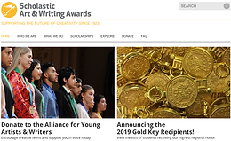 🏅2019 Scholastic Art & Writing Competition Awards Winners!