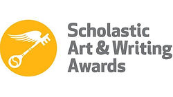Scholastic Art & Writing Competition Award Winners!