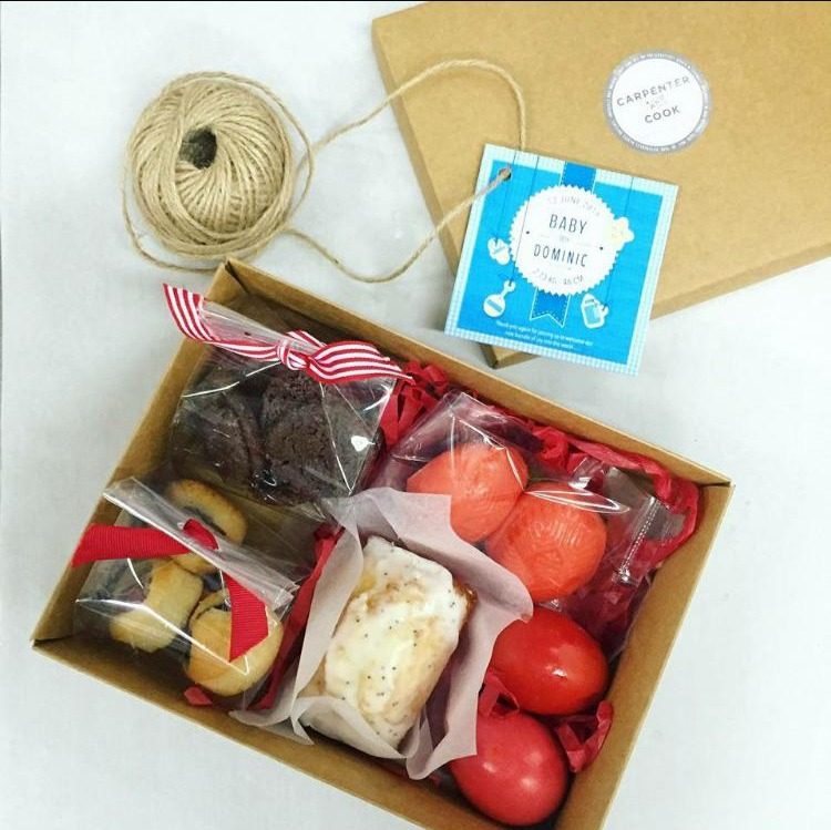 Baby Full Month Boxes