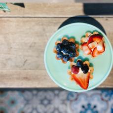 Carpenter and Cook's Mixed Fruit Tart