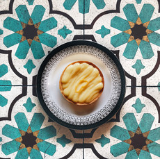 Carpenter and Cook's Lemon Cream Tart