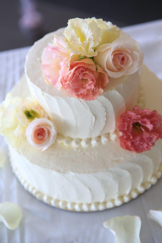 Rose Flower Cake Design