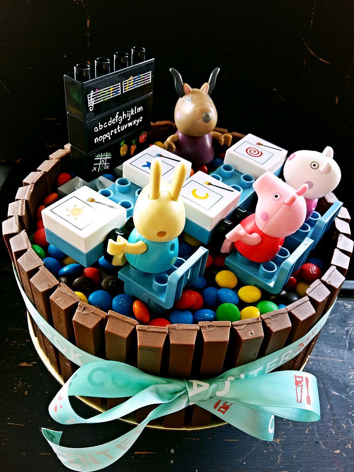 Customised Kid's Birthday Cake