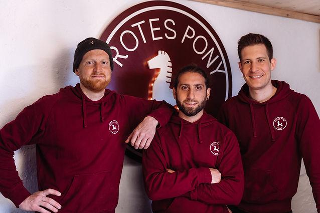 Rotes Pony Craftbier Team
