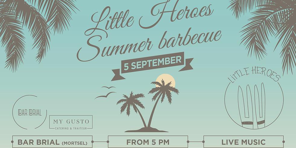 Little Heroes Summer BBQ