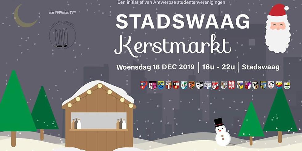 Stadswaag Kerstmarkt
