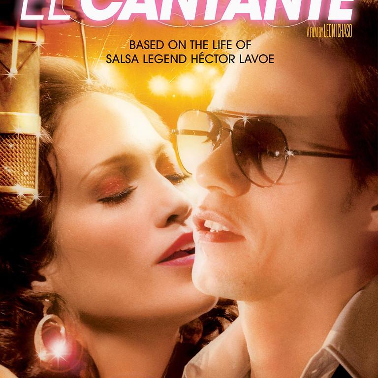 Charanga's movie night