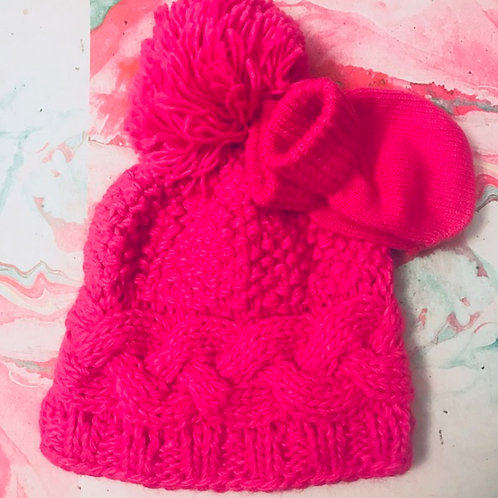 How Pink Set