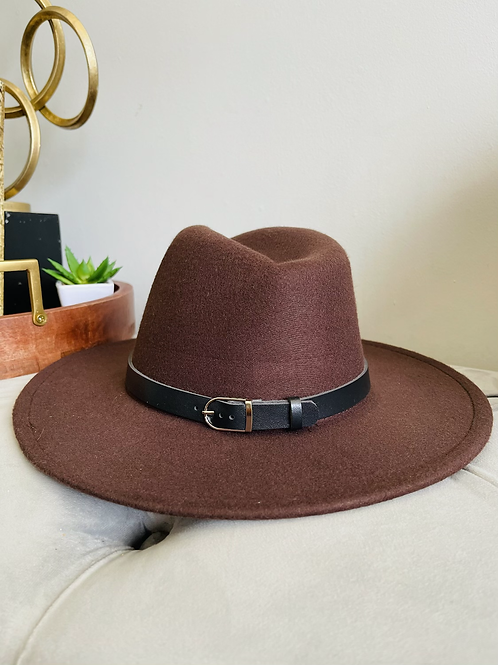 Kelby Luxe Hat