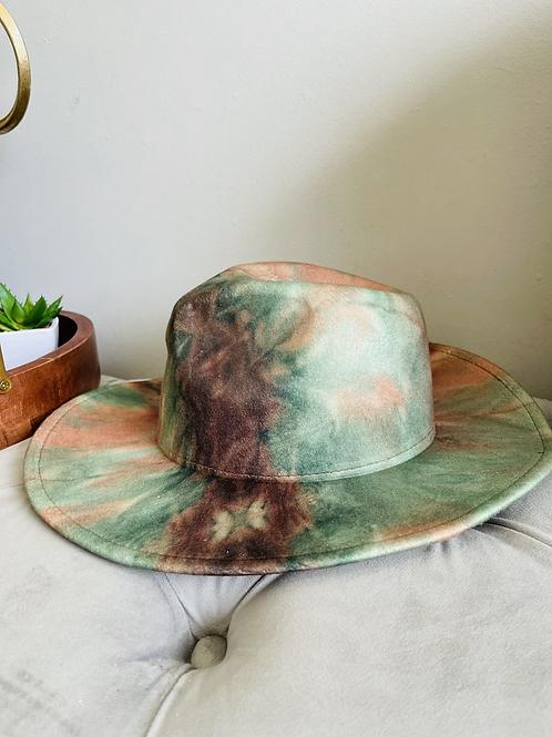 Tye Luxe Hat