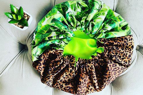 Cheetah Sista Bonnet
