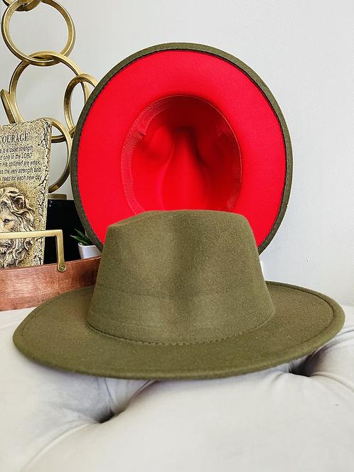 Hunter Luxe Hat