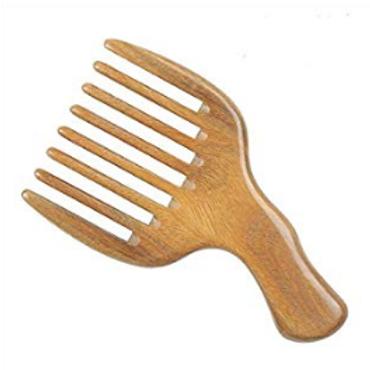 Sandalwood Hair Pick