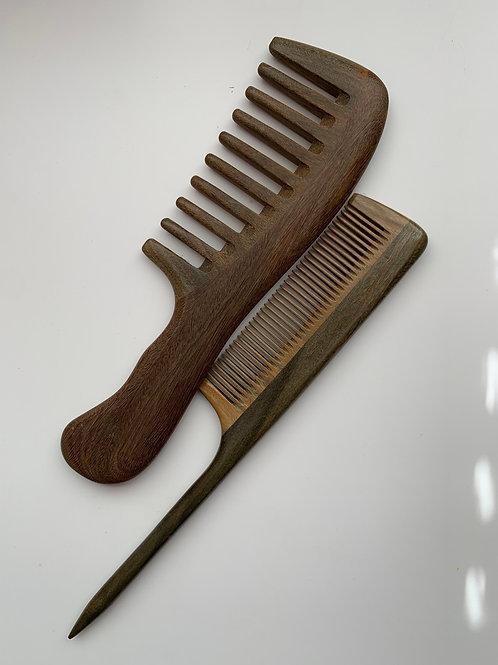 Sandalwood Comb Bundle
