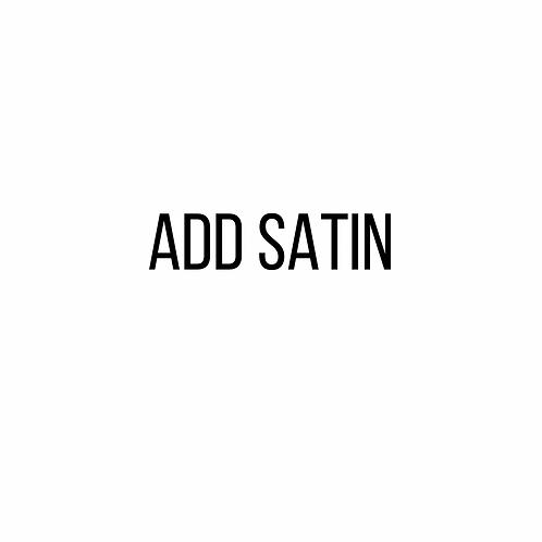 Add Satin