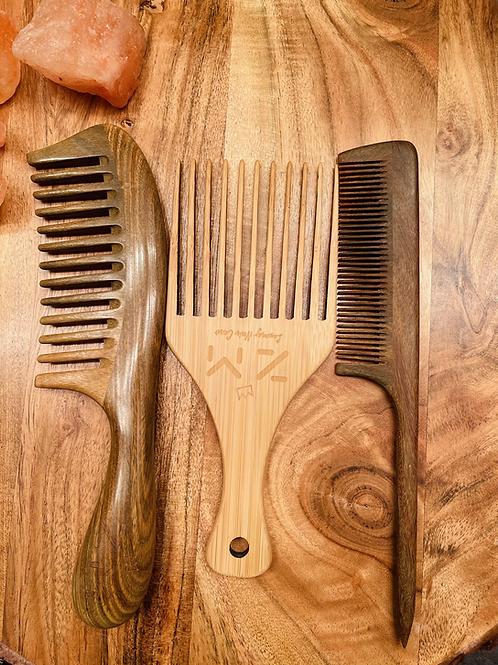 Wood Comb System