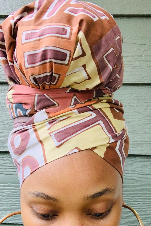 ClayBorne Bonnet to Wrap