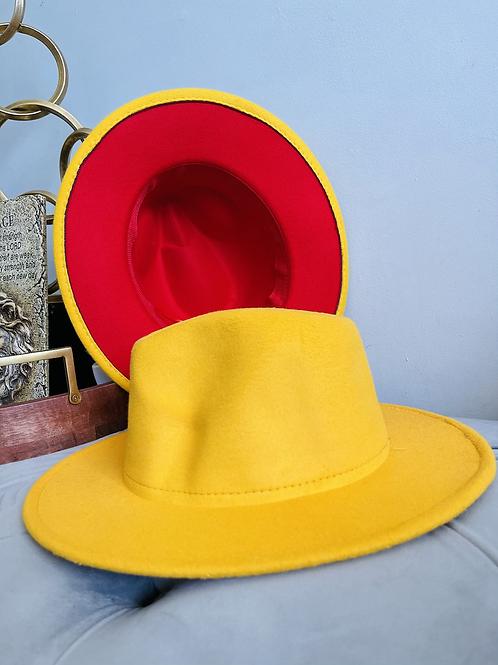 Sunshine ☀️ Luxe Hat