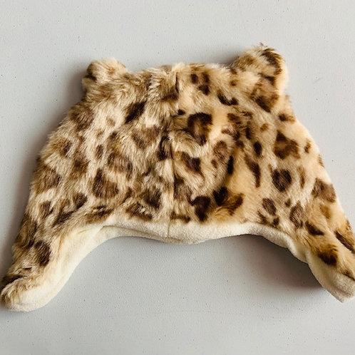 Cheetah Fur Toddler Hat