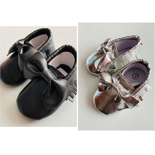 Leather Newborn Shoes