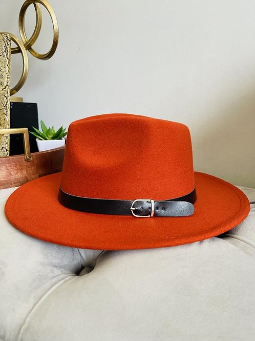 Fierce Luxe Hat
