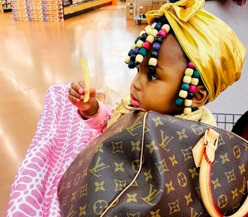 Shopping in my Turban