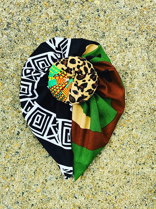 Cheetah Tribal Army Turban