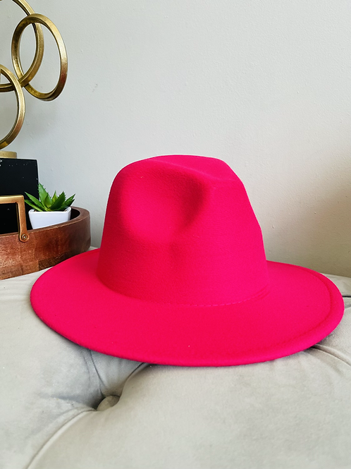 Pinky Luxe Hat