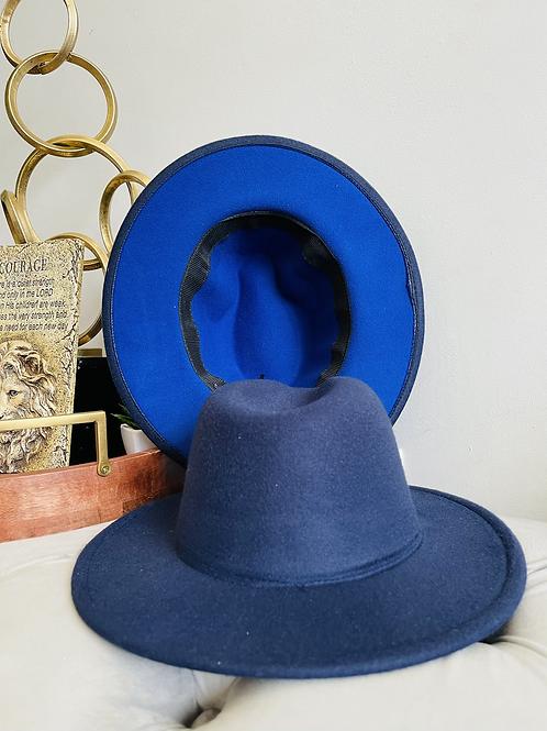 Blues Luxe Hat