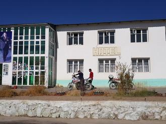 Kargush Pass und rein in den Wakhan Korridor