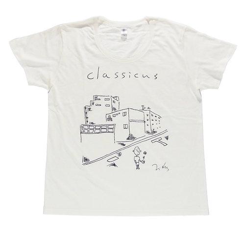 classicus Tシャツ white