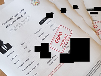 Die ersten Visa sind da!