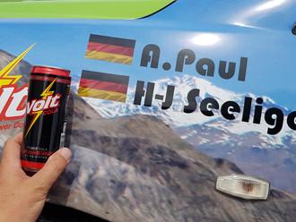 Der Drink zum Logo
