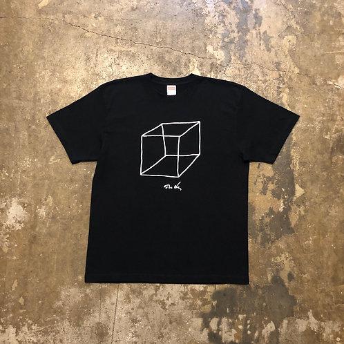 """岡山健二 """"solid""""(ソリッド) Tシャツ"""