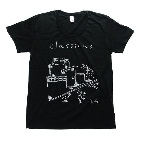 classicus Tシャツ black